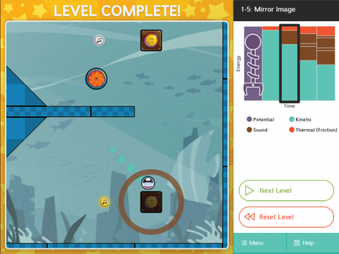 Filament Games Inspire Science Educational Video Game