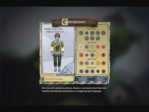 Radix Project Screenshot 1