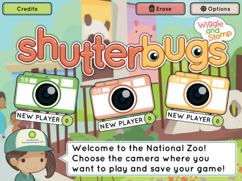 Shutterbugs Project Screenshot 1