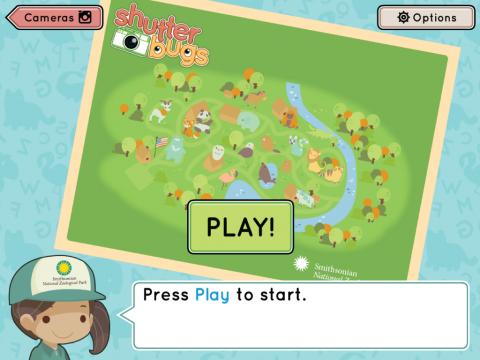 Shutterbugs Project Screenshot 2