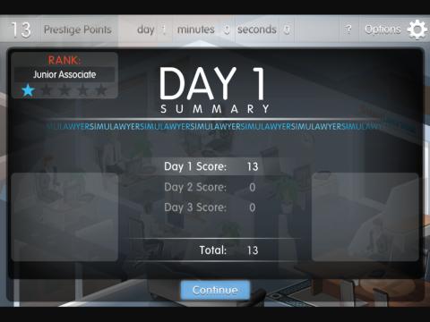 Simulawyer Project Screenshot 8