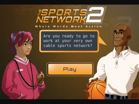 Sports Network 2 Project Screenshot 1