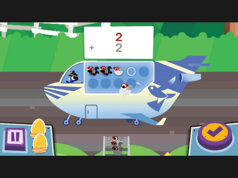 Take Off! Educational Video Game