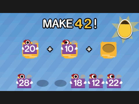Take Off! Math Learning Game