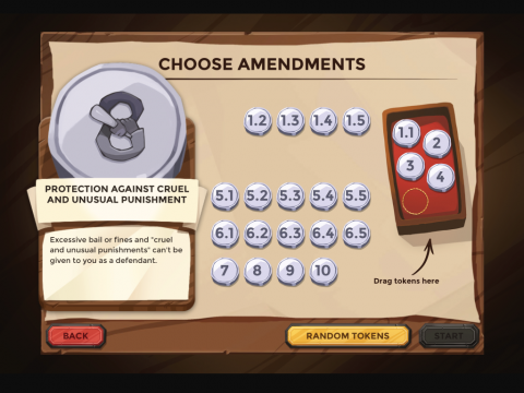 That's Your Right Project Screenshot 1