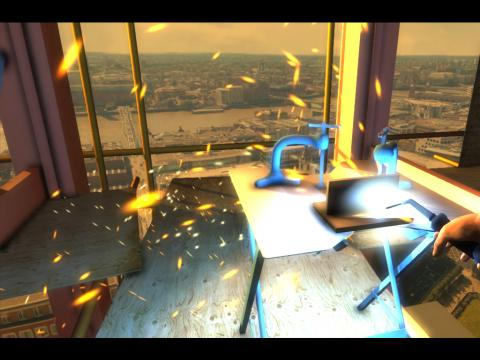 Welding Simulator Project Screenshot 4