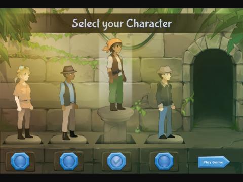 Word Raider Project Screenshot 1