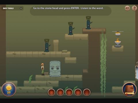 Word Raider Project Screenshot 3
