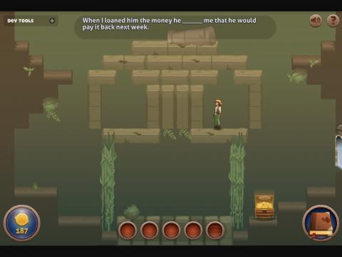 Word Raider Project Screenshot 5