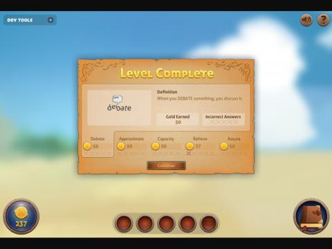 Word Raider Project Screenshot 6