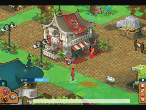 Xenos Project Screenshot 1