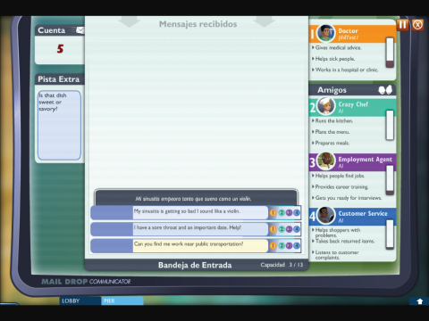 Xenos Project Screenshot 3