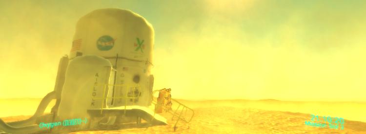 Mars Explorer Project